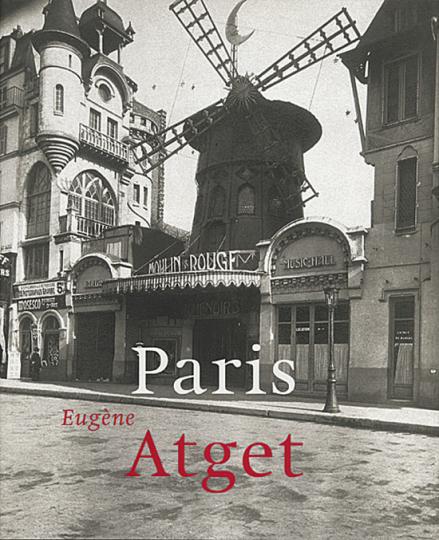 Eugène Atget. Paris.