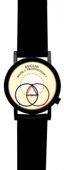 Euklid Armbanduhr