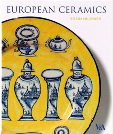 Europäische Keramik. European Ceramics.