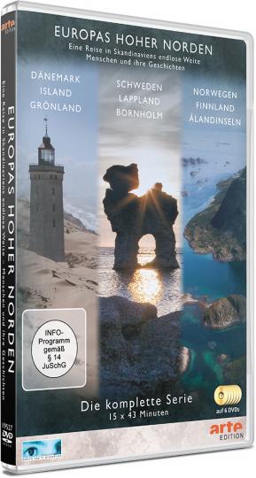 Europas Hoher Norden. 6 DVDs.