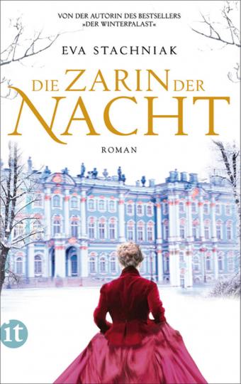 Eva Stachniak. Die Zarin der Nacht. Roman.