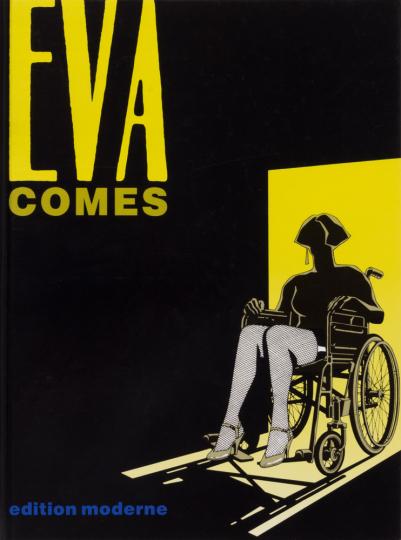Eva. Graphic Novel.