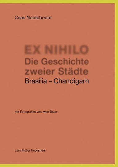 Ex Nihilo. Die Geschichte zweier Städte.