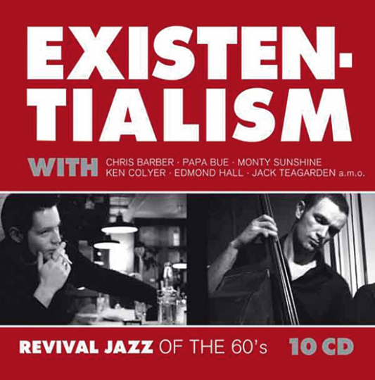 Existentialism. Revival Jazz of the 60s. 10 CDs.