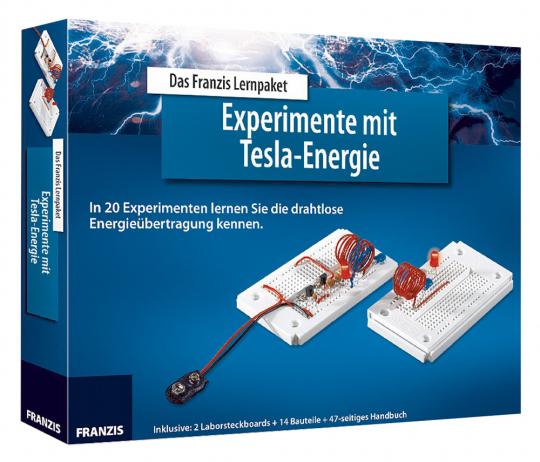 Experimente mit Tesla-Energie
