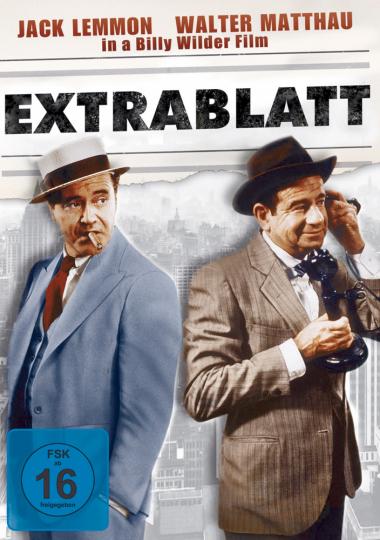 Extrablatt DVD