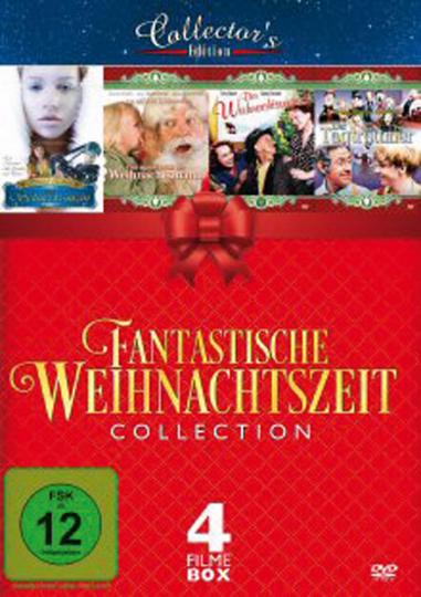 Fantastische Weihnachtszeit (4 Filme auf 1 DVD). DVD.