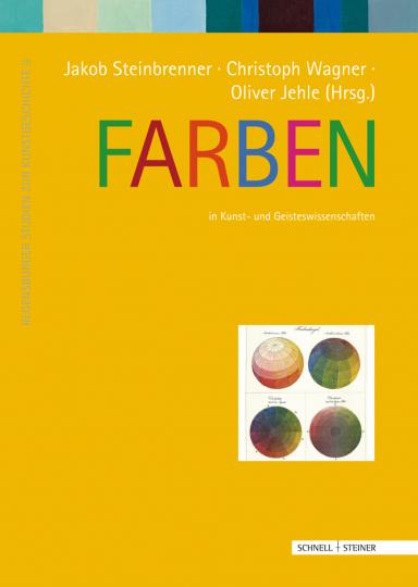 Farben in Kunst und Geisteswissenschaften.