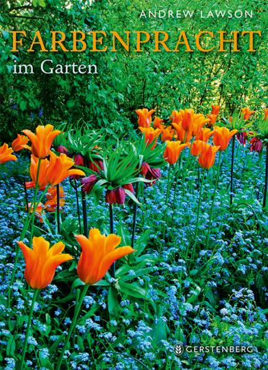 Farbenpracht im Garten.
