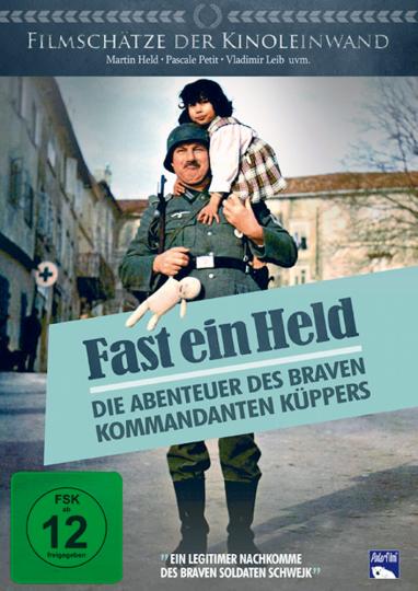 Fast ein Held - Die Abenteuer des braven Kommandanten Küppers DVD