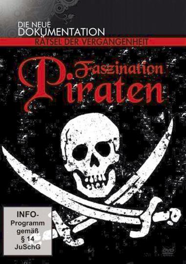 Rätsel der Vergangenheit: Faszination Piraten. DVD.