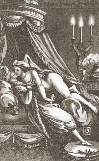 Faust und Gretchen. Die Odaliske von Voltaire. Etrennes aux Amateurs de Vénus. 3 Bände.