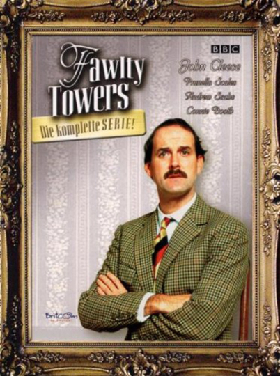 Fawlty Towers Season 1 & 2. 2 DVDs.