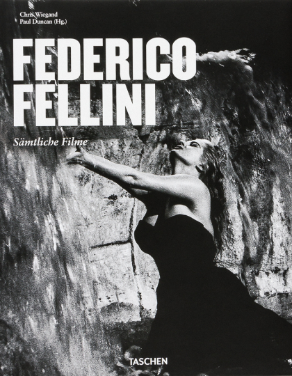 Federico Fellini. Alle Filme.
