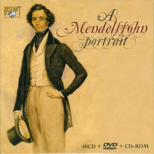Felix Mendelssohn-Bartholdy. Ein Portrait.