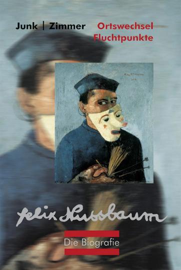 Felix Nussbaum. Ortswechsel Fluchtpunkte. Biografie 1904-1944.