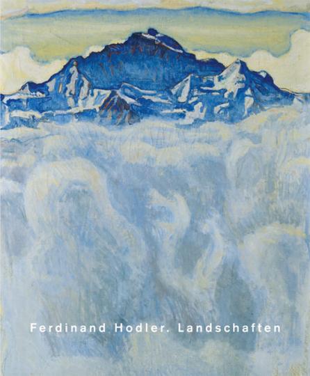Ferdinand Hodler. Landschaften.