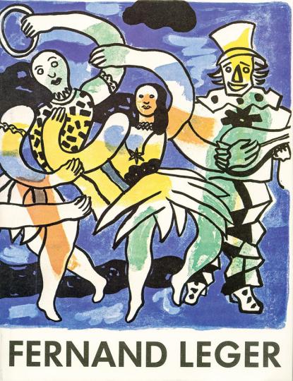 Fernand Leger. Complete Graphic Work. Werkverzeichnis der Druckgrafik.