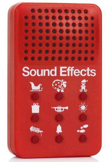 Sound-Maschine »Weihnachten«.