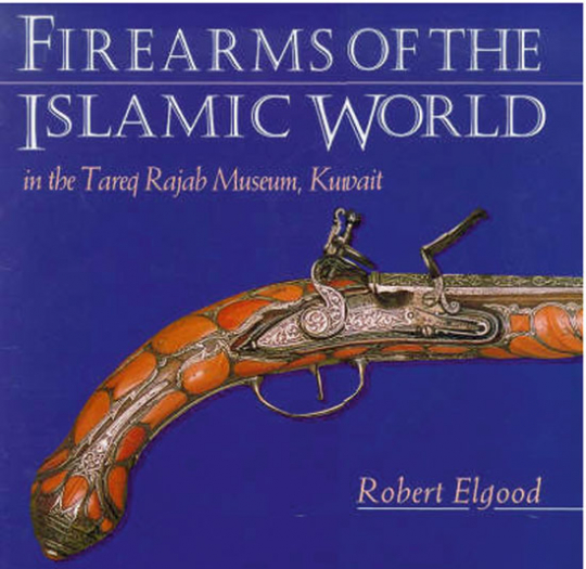 Feuerwaffen der islamischen Welt aus dem Tared Rajab Museum Kuweit.