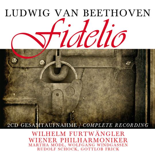 Fidelio - Gesamtaufnahme. 2 CDs.