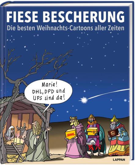 Fiese Bescherung. Die besten Weihnachts-Cartoons aller Zeiten!