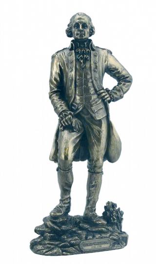 Figur George Washington14x8x28 cm