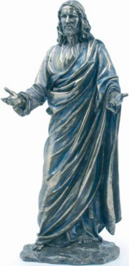 Figur Jesus als Prediger