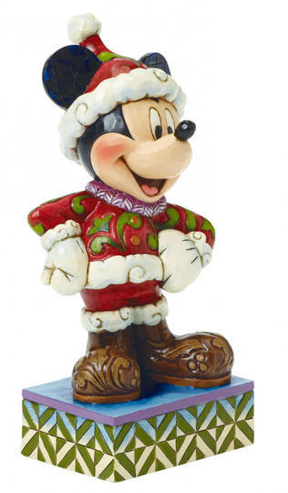 Figur »Micky Maus - Merry Christmas«