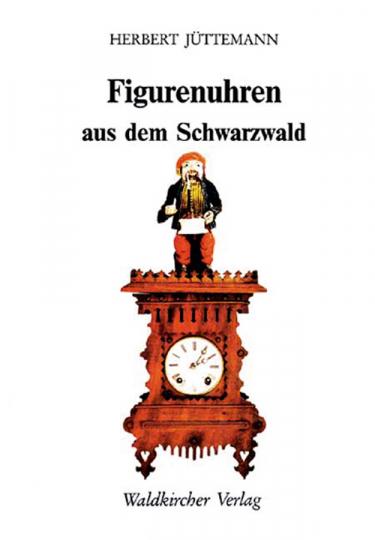 Figurenuhren aus dem Schwarzwald.