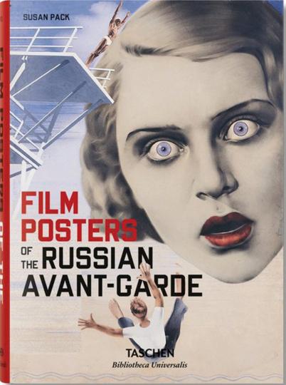 Filmplakate der russischen Avantgarde.