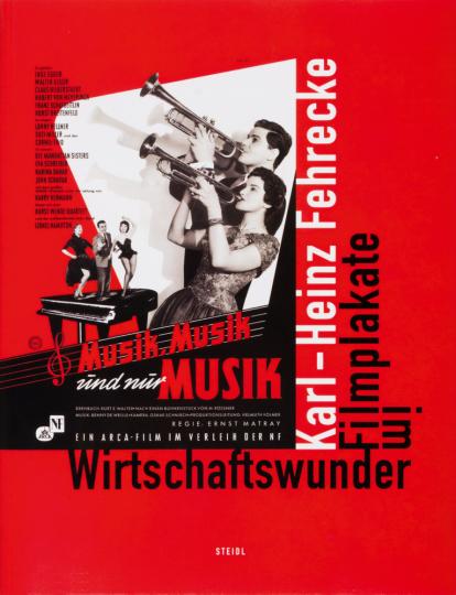 Filmplakate im Wirtschaftswunder.