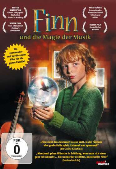 Finn und die Magie der Musik. DVD.