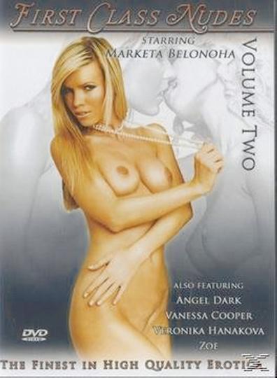 First Class Nudes Vol. 2 DVD