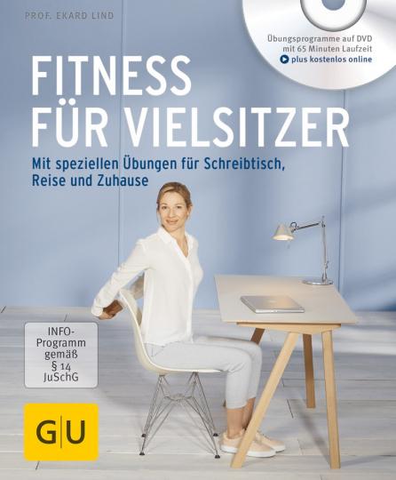 Fitness für Vielsitzer mit DVD