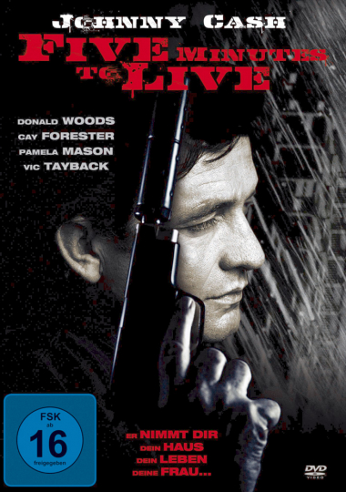 Five Minutes to Live (Johnny Cash). DVD.