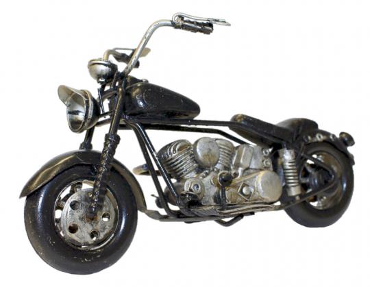 FL - Modell Motorrad , schwarz