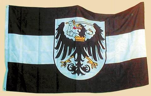 Flagge Westpreußen  90x150 cm