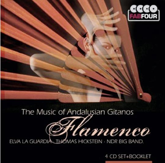 Flamenco. The Musik of Andalusian Gitanos. 4 CD Set.