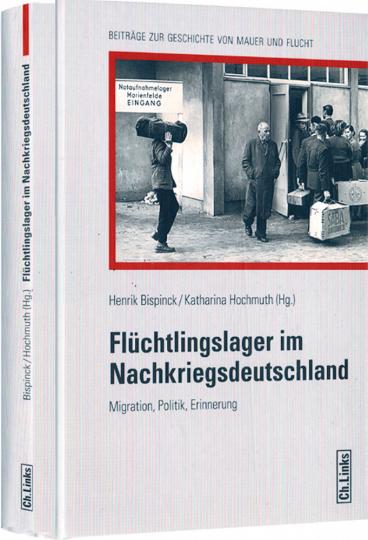 Flüchtlingslager im Nachkriegs-Deutschland