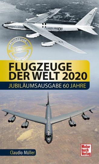 Flugzeuge der Welt 2020. Das Original.