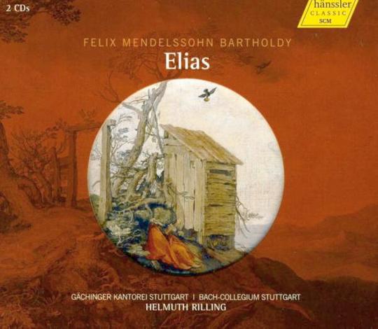 F. Mendelssohn-Bartholdy - Elias 2 CDs