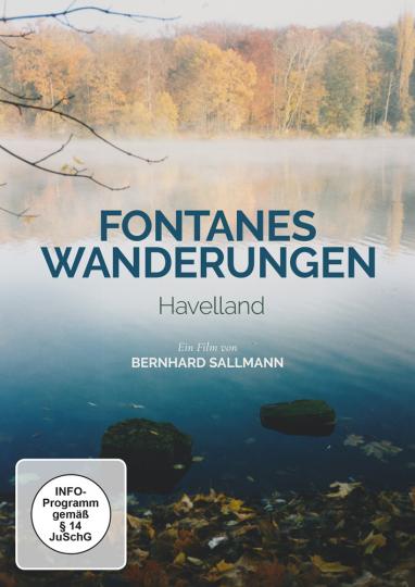 Fontanes Wanderungen. Havelland. DVD.