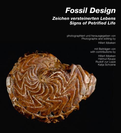 Fossil Design. Zeichen versteinerten Lebens.