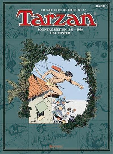 Foster , Tarzan 3