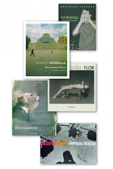 Fotografen. 5 Monografien im Set.