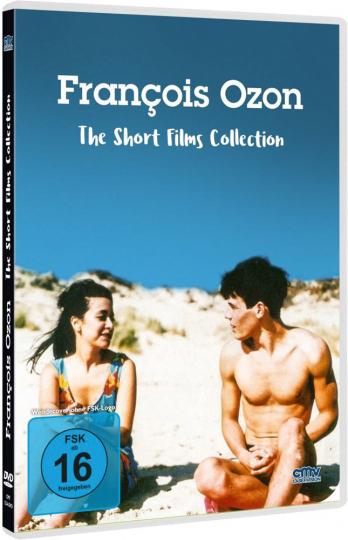 Francois Ozon - The Short Films Collection (OmU). DVD.