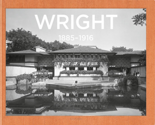 Frank Lloyd Wright. Complete Works 1885-1916. Band 1.