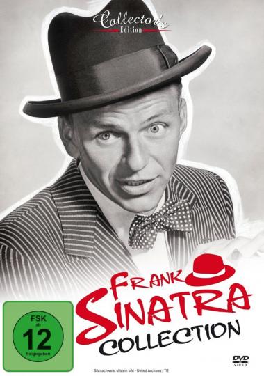 Frank Sinatra. King of Swing. 2 DVDs.