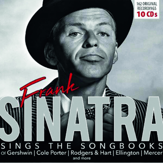 Frank Sinatra. Sings The Songbooks. 10 CDs.
